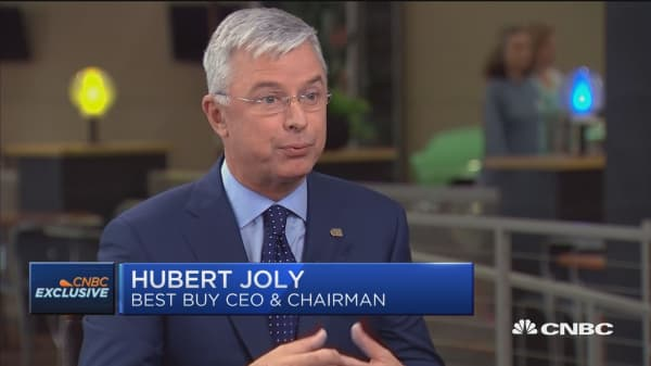 CEO Joly: Best Buy 2020 focused on growth