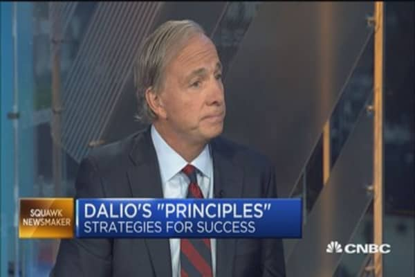 Full interview with Ray Dalio