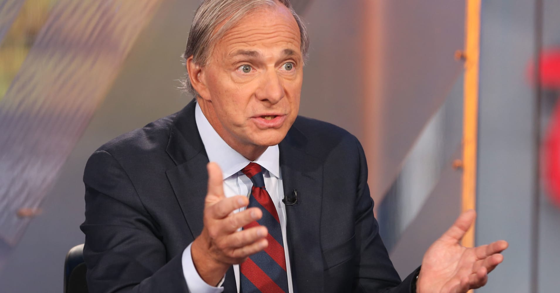 Billionaire investor Ray Dalio: Fed raised rates to a point where it's hurting asset prices