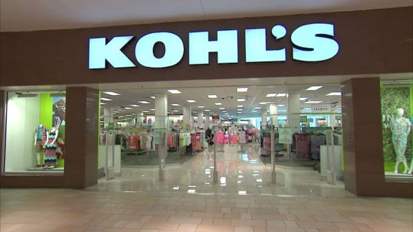 Kohl's opens its doors to Amazon's returns