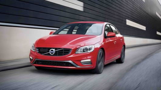 Volvo Doubling US Plant Expansion