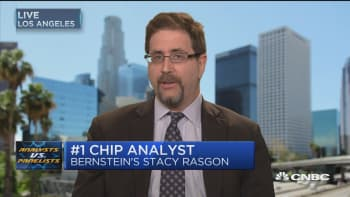 Intel has been in a trading range for a while: Bernstein chip analyst
