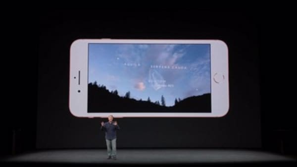 Apple CEO Tim Cook says iPhone AR update is 'a profound day'