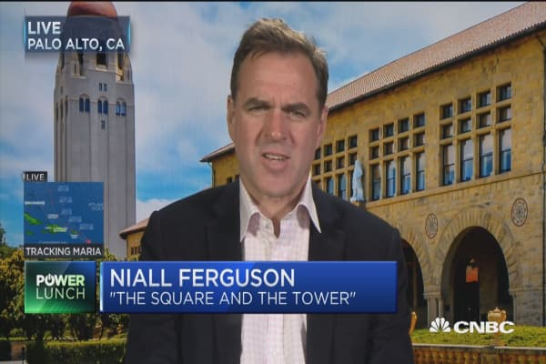 Trump has used the UN effectively: Niall Ferguson