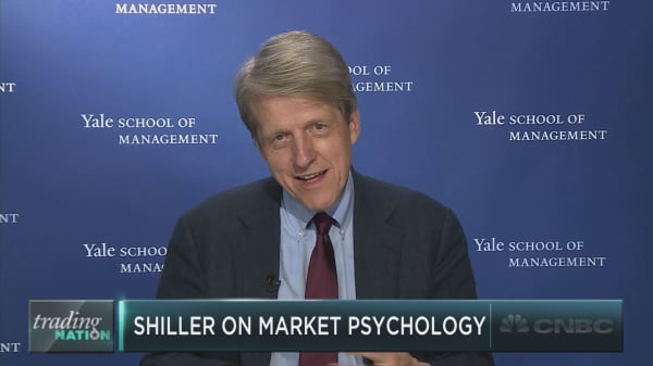 The full interview with Robert Shiller on market psychology, bitcoin and more
