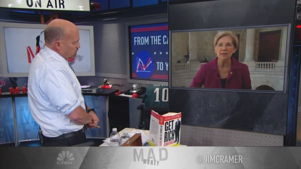 Sen. Warren: WFC misdeeds all about juicing reported profits