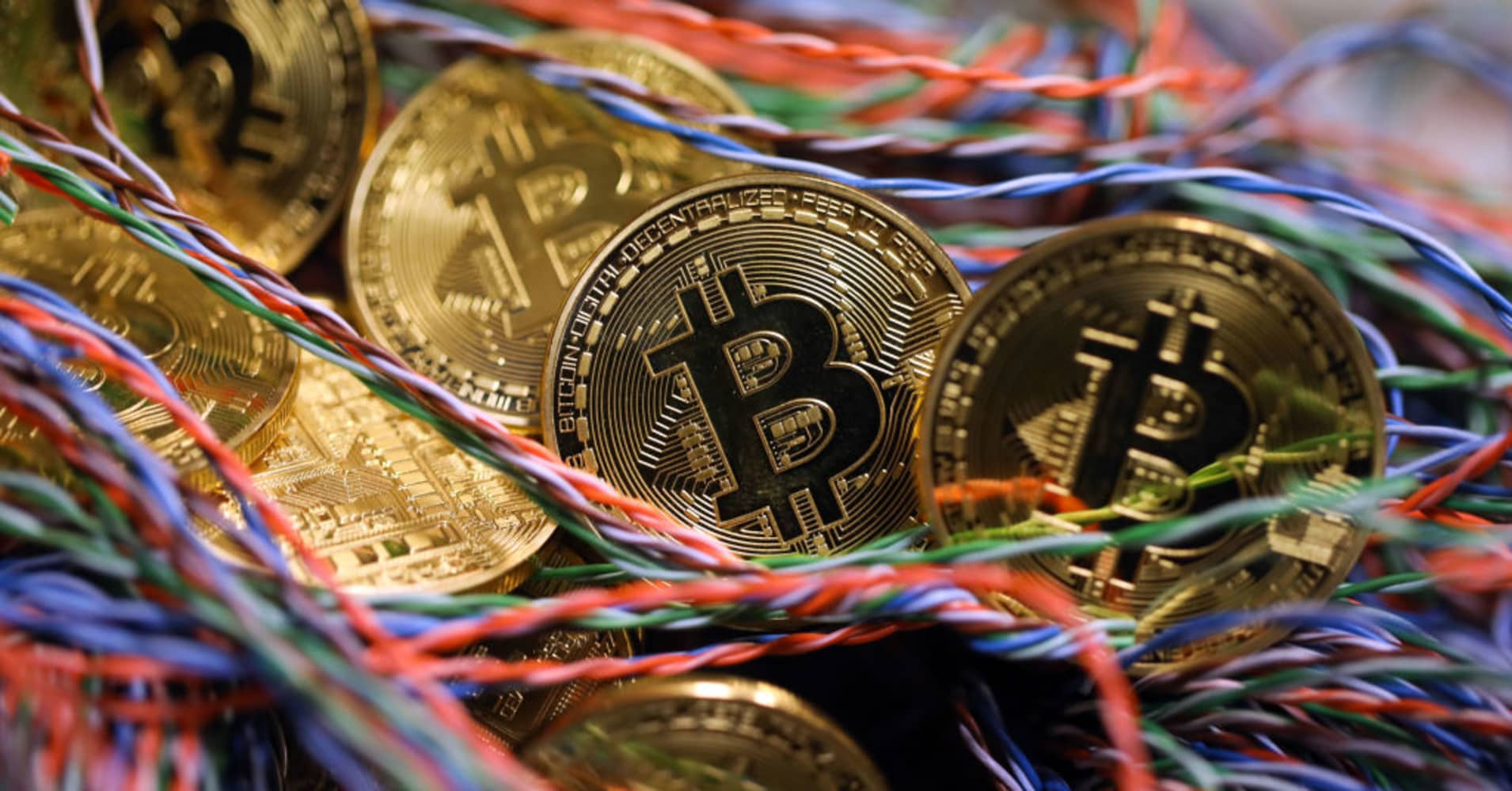 More than $60 million worth of bitcoin potentially stolen after hack on cryptocurrency site