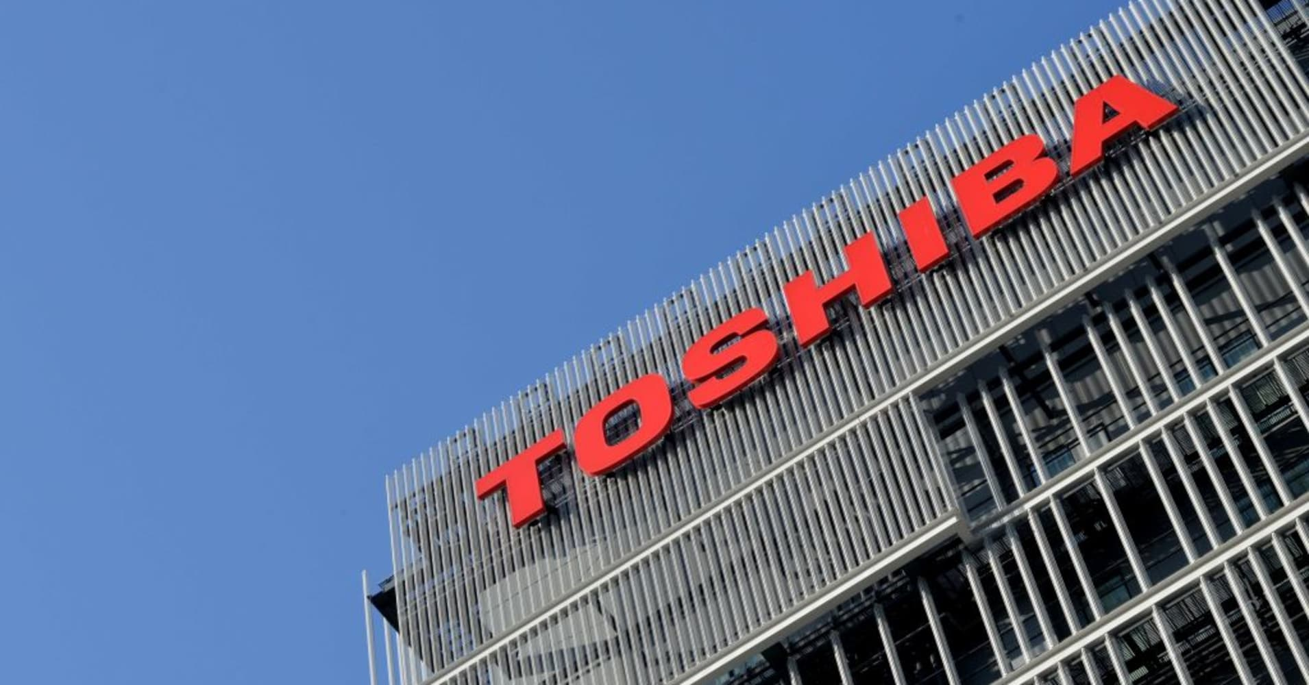 Toshiba said to have selected Bain-SK Hynix group to buy its memory business