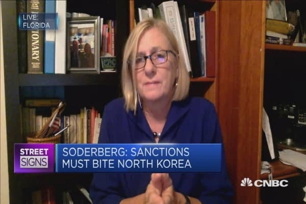 President Trump's UN speech should have stressed sanctions