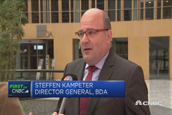 BDA chief: Refugees integrating into the German labor market