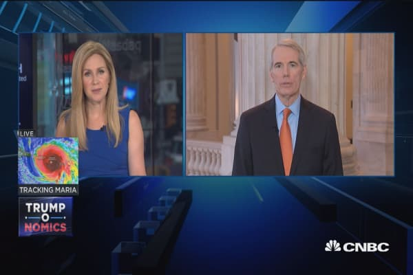 Sen. Rob Portman: Giving states more responsibility for health care is a 'good idea'