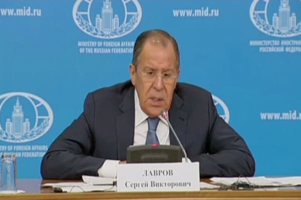 Lavrov hints US-Russia 'Tit-for-tat' could end