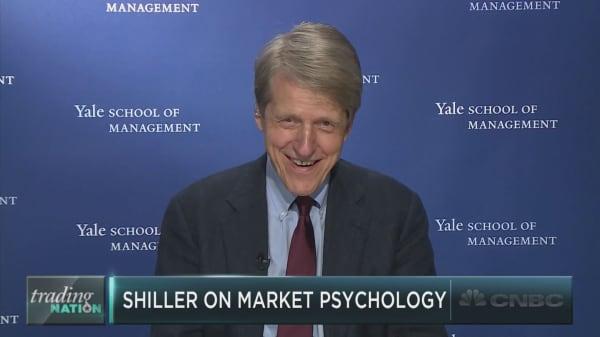 Professor Robert Shiller on investing abroad