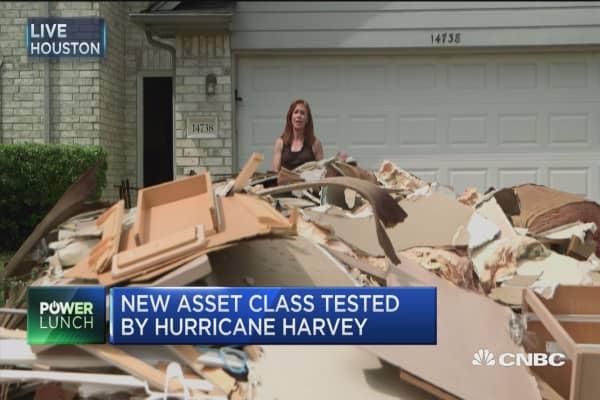 Houston rental properties under repair post-Harvey