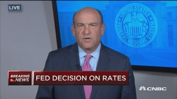 Fed leaves rates unchanged, set to reduce balance sheet in October