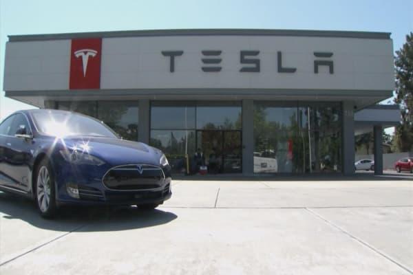 Jefferies updates Tesla price target  to show even deeper losses