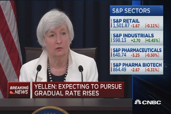 Yellen: I have not had a further meeting with President Trump