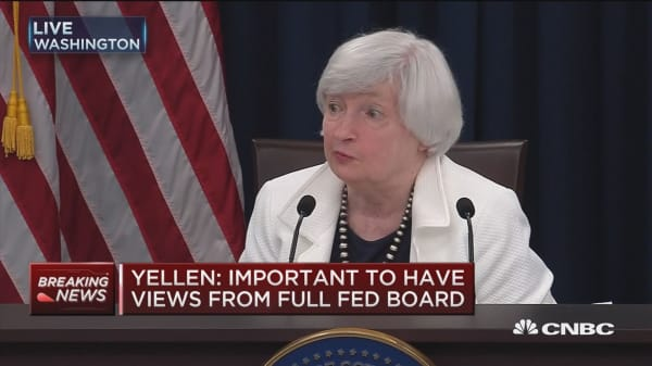 Yellen: Wells Fargo's behavior towards customers was egregious and unacceptable