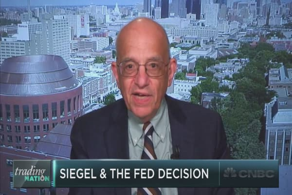 The full interview with Jeremy Siegel on the Fed decision, balance sheet unwinding and more
