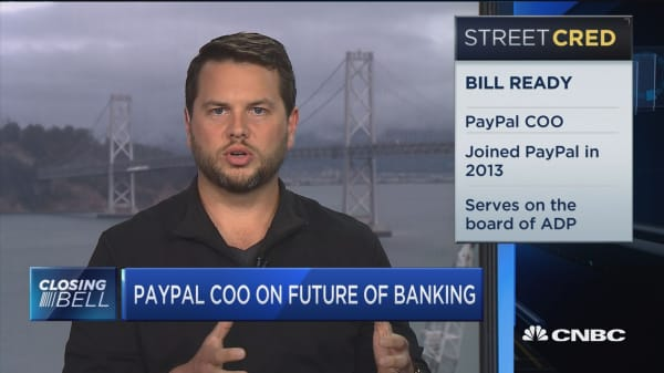 There's a tremendous amount of mobile growth: PayPal COO on mobile payments