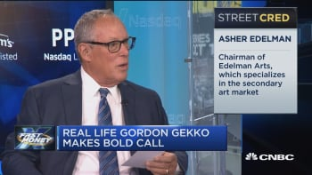 Famed investor Asher Edelman makes a bold call on health care