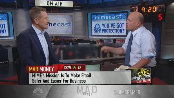 Hackers know humans are 'weakest links': Mimecast CEO