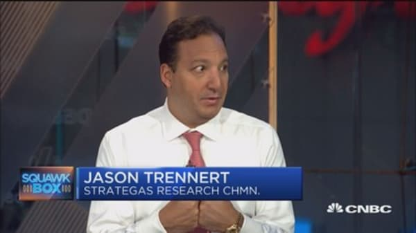 Fed normalizing rates a healthy step for economy: Strategas Research Partner's Jason Trennert