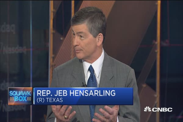 Rep. Hensarling: Three fundamental problems with National Flood Insurance Program