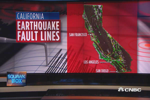 Earthquakes: Is the big one coming?
