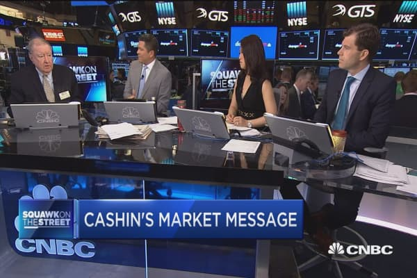 Cashin: Keep your eye on the US dollar