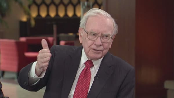 Warren Buffett is the most charitable billionaire