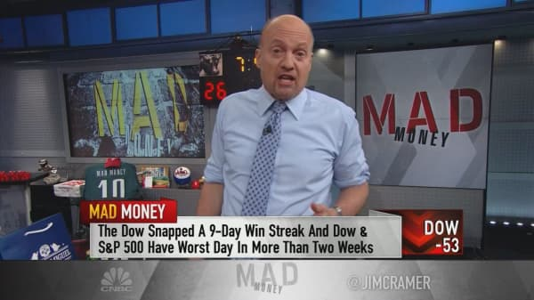 How to look at 'broken stocks' in a sell-off