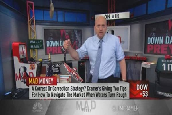 Stocks that are money magnets in a correction