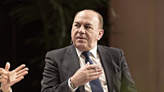 Axel Weber, chairman of UBS Group