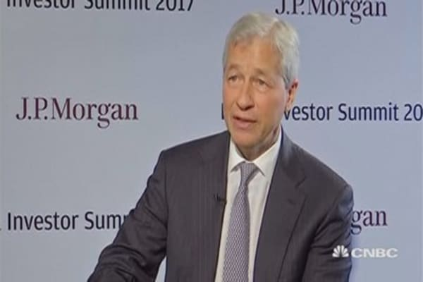 Eventually governments will close down cryptocurrencies: JPMorgan CEO