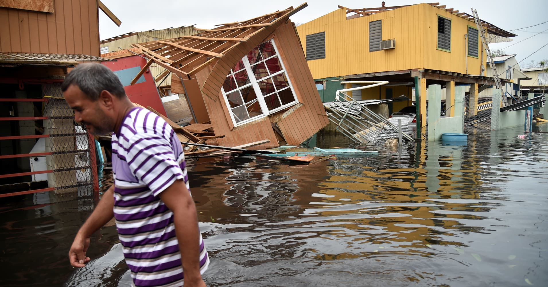 Broken bonds: The role Wall Street played in wiping out Puerto Ricans' savings