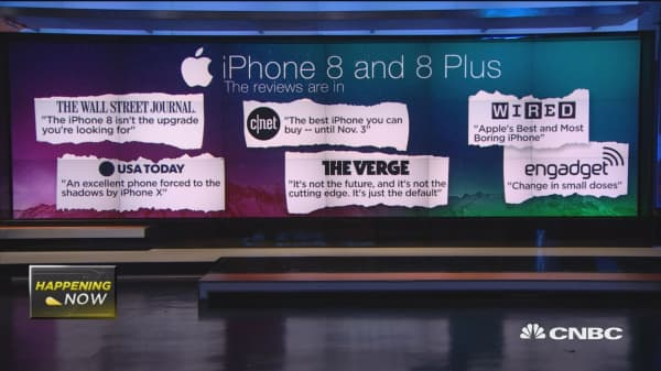 Apple iPhone 8 on sale now. Here's what to expect