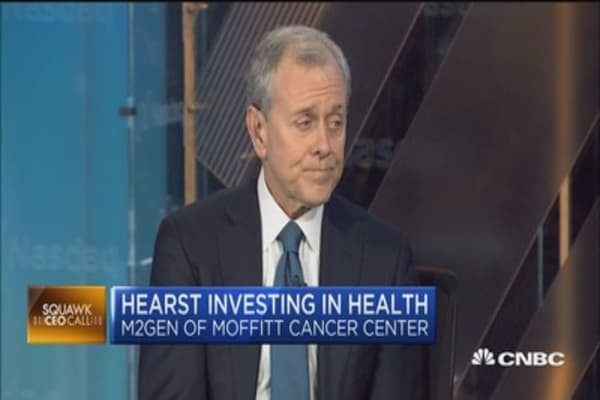 Hearst CEO: Investing in health