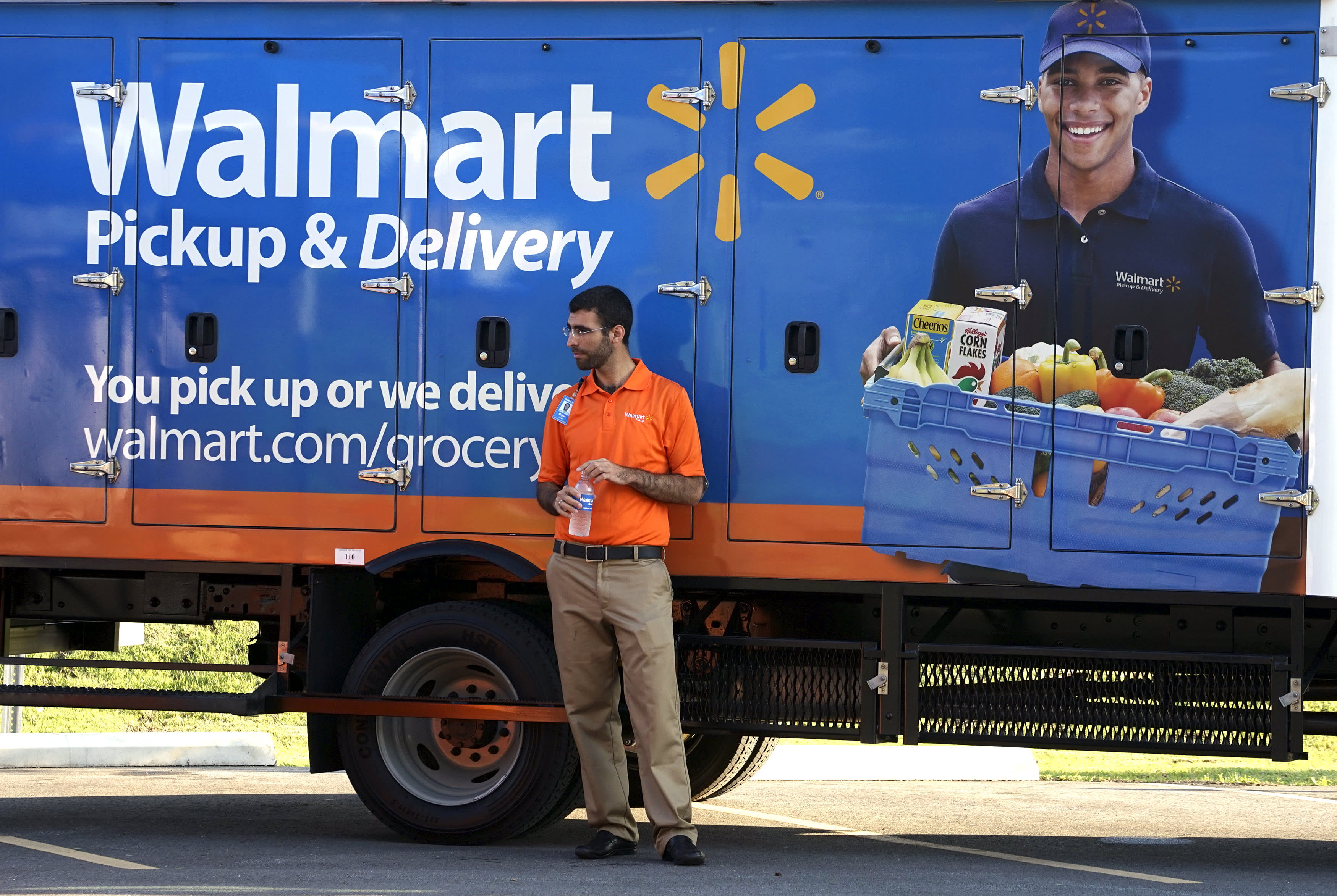 Wal Mart Calls For 40 Percent E Commerce Sales Growth In Fiscal 2019
