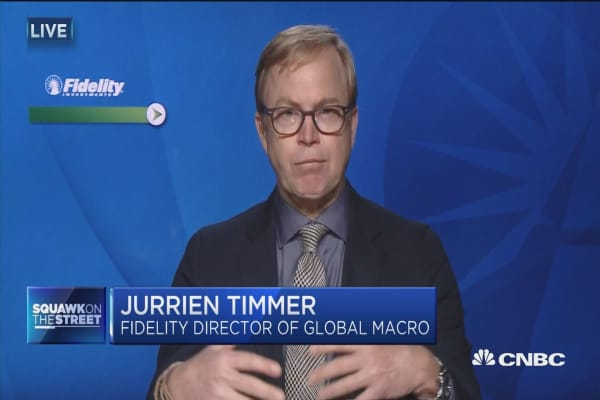 Financial conditions won't tighten materially if Fed takes it slow: Fidelity's Jurrien Timmer