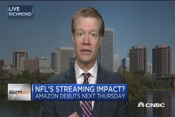 How audience fragmentation is driving the NFL's ratings dip: Analyst