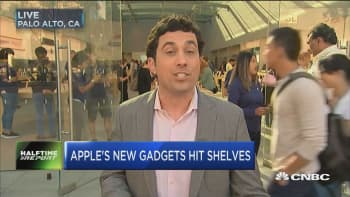 Apple CEO on new watch: Issue is very minor