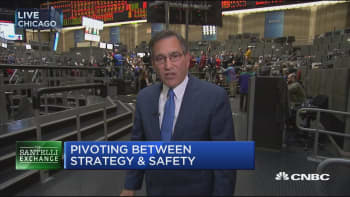 Santelli Exchange: Pivoting between strategy and safety