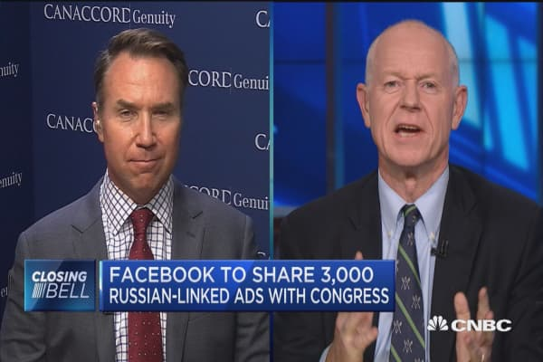 People are waking up to the fact Facebook is a monopoly: David Dietze