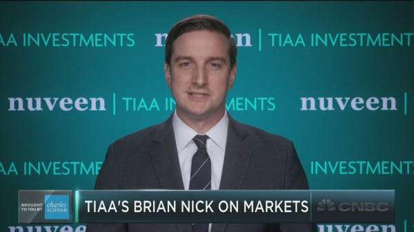 The full interview with Brian Nick of TIAA Investments