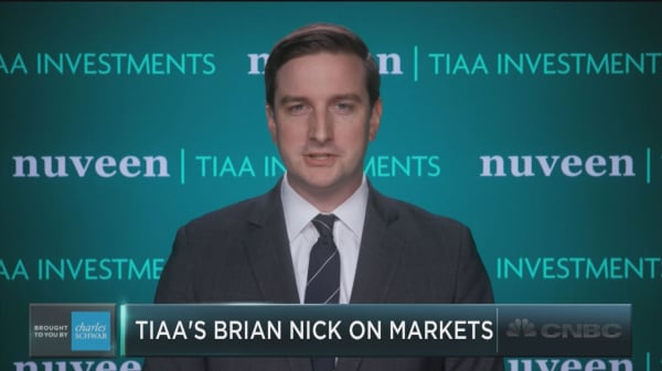 Brian Nick of TIAA Investments breaks down his market outlook