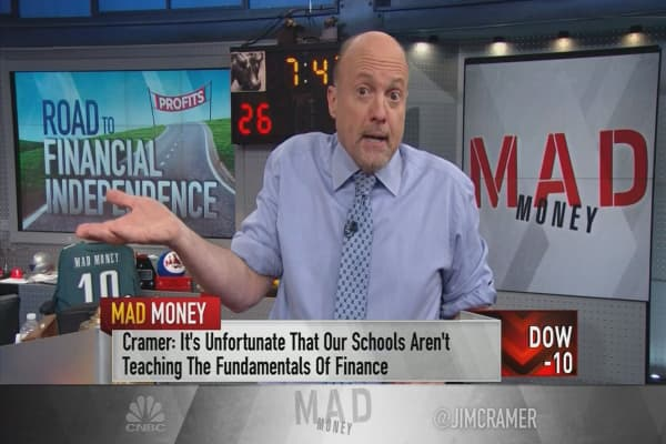Cramer shares the best way to get your child excited about investing