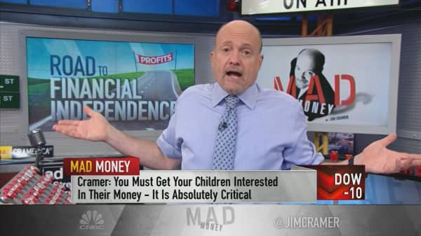 The best way to get your kids excited about investing
