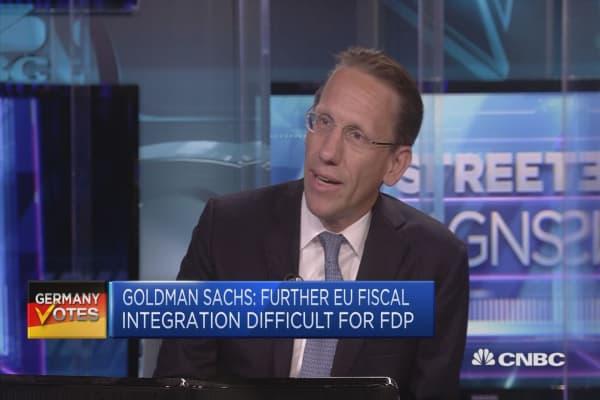 Markets still constructive on Europe, analyst says