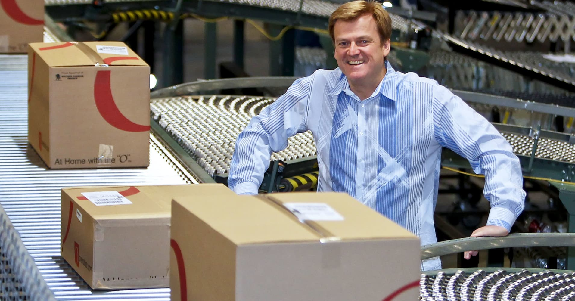 Overstock.com CEO aims to sell or reorganize e-commerce biz so he can focus on blockchain